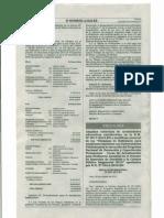 AMPLÍAN COBERTURA DE MODALIDADES EDUCATIVAS ESTABLECIDAS EN LA R.M Nº 0017-2010-ED