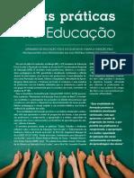 Boas Praticas Na Educaçao