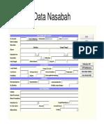 Screenshoot Core Banking Harum Hikmahnugraha