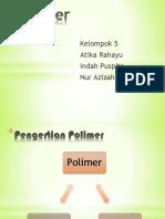 Ppt Bkk Polimer Kel.5