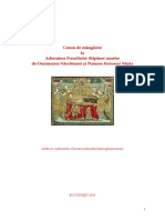Paraclisul Adormirii Gherasim A4 Curat