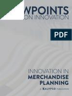 Innovation for Merchandise Planning 270117