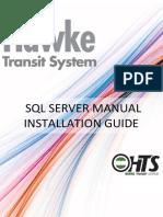 SQL Server Manual Installation Guide