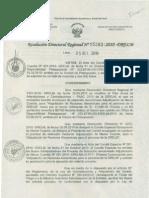 APRUEBAN LAS BASES ADMINISTRATIVAS DEL PROCESO DE SELECCIÓN DENOMINADO ADJUDICACIÓN DE MENOR CUANTÍA  PRIMERA CONVOCATORIA PARA ADQUISICIÓN DE RACIONES ALIMENTICIAS PARA PERSONAL DE LA DRELM