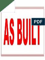 As Built - Copy
