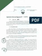 RECTIFICAN RESOLUCIÓN DIRECTORAL REGIONAL Nº 03357-2010-DRELM