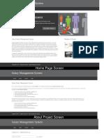 Python, Django and MySQL Project on Salary Management System Screens
