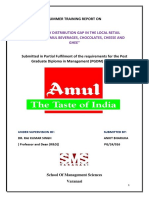 Amul Internship Report Clg (1)