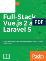Anthony Gore - Full-Stack Vue.js 2 and Laravel 5