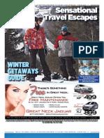 Sensational Travel Escapes - Winter 2010/11