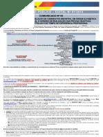 CP 01-2019 - Comunicado Nº 05 - Convocação e Relação de Inscritos