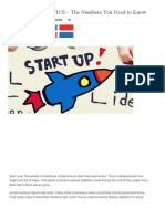 STARTUP STATISTICS - The Numbers You Need to Know - Small Business Trends