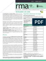 INFARMA Vol 9 nº 1 Revisando los AINE junio 2017.pdf