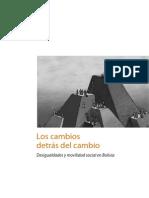 Sinopsis del Informe Nacional Sobre Desarrollo Humano en Bolivia