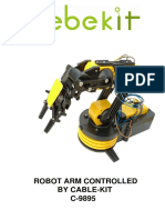 Brat Robotic - Specificatii Tehnice