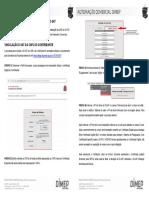 GUIA RAPIDO DE INSTALAÇÃO D-SAT VINCULAÇÃO D-SAT AO CNPJ DO CONTRIBUINTE.pdf