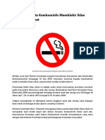 Kemenkes Minta Kemkominfo Memblokir Iklan Rokok Di Internet