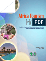 Africa Tourism Monitor 2018