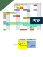 Mapa Curriculpar Del Isc