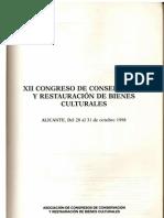 1998 Alicante cerámica Liria
