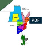 Map Davao Del Norte