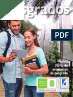 Folleto Programas de Posgrados Ok