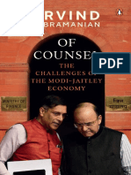 Arvind Subramanian - Of Counsel_ the Challenges of the Modi-Jaitley Economy-Viking (2018) (1)