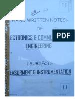 Examdays TSAP_Electronic Measurements & Instrumentations-ME-EC.pdf