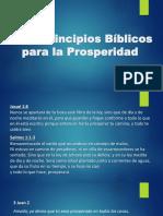 Ocho Principios Basicos Para La Prosperidad