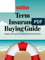 Free Term Insurance Buying Guide