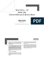 Tata XETA LPG Manual