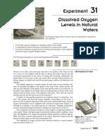EXP6 Dissolved Oxygen
