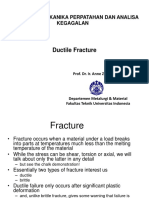 Ductile Fracture