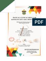 3. Manual CSL Konseling Keluarga Berencana