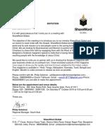 Letter of Invitation 5oct2019-Businessmen
