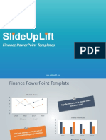 Finance PowerPoint Templates