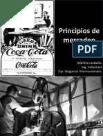 Principios  de Mercadeo-Diapositivas 1. Conceptos Mercadeo