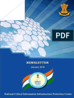 NCIIPC Newsletter Jan19