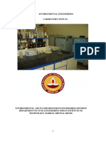 Environmental Engineering Labmanual
