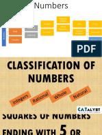 cat numbers