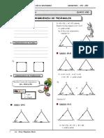 congurencia de triangulos