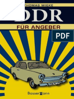 DDR Für Angeber