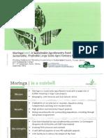 Projet de montage financier - Moringa Fund