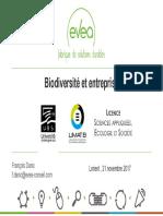 BiodiversitéEtEntreprise1 L.ses UBS 2017