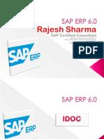 SAP IDOC