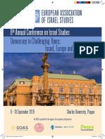 EAIS Conference Program 2019 Press