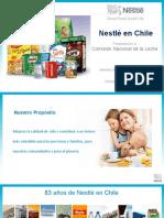 Nestle Ximena Corbo (16 Slides) Odepa.gob.Cl