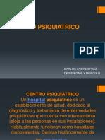 Centro Psiquiatrico