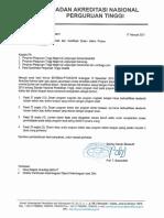 BAN PT - Persyaratan Jumlah Dan Kualifikasi Dosen Dalam Proses Akreditasi27022017