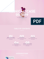 Clinical Case 02-2019 by SlidesGo